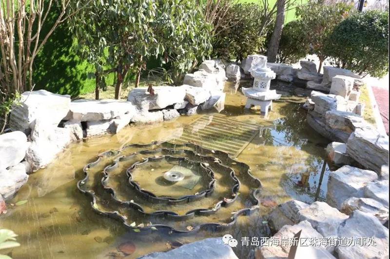 长安河景观提升改造项目
